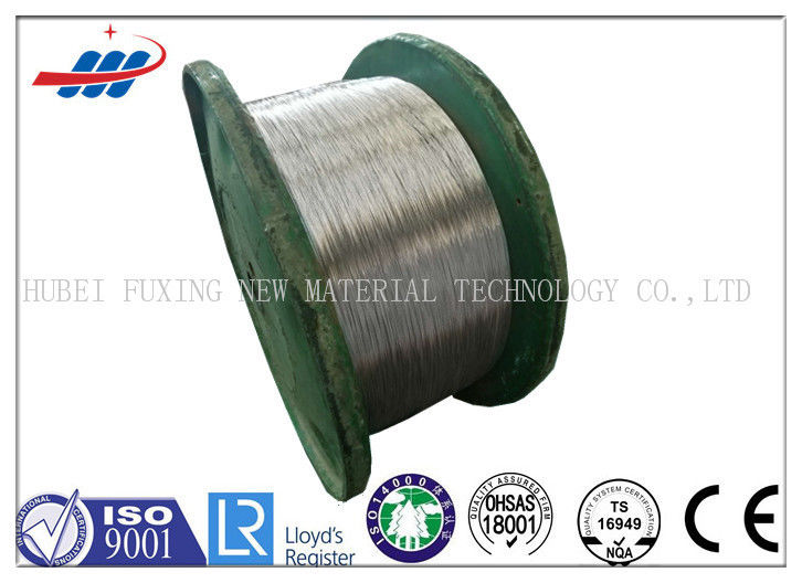Durable Heavy Galvanized Steel Wire , Hot Dipped Galvanized Tie Wire