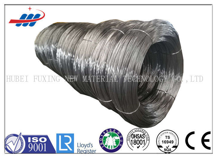 Uncoated Round Cold Drawn Steel Wire 0.65-4.0 Gauge For Non - Machinery Spring