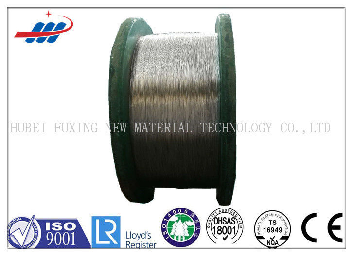 Spring Hard Drawn Steel Wire 0.45mm Dia With 1470N/Mm2-1770N/Mm2 Tensile Strength